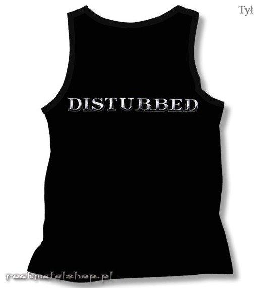 koszulka na ramiączkach DISTURBED - LOGO