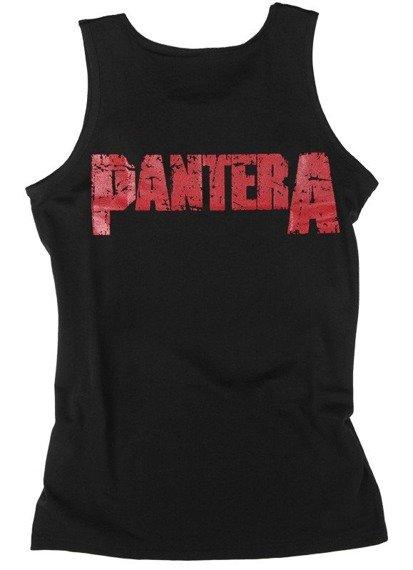 koszulka na ramiączkach PANTERA - MOUTH FOR WAR