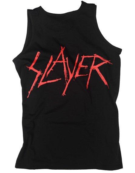 koszulka na ramiączkach SLAYER - FLAG