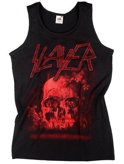koszulka na ramiączkach SLAYER - SOUTH OF HEAVEN