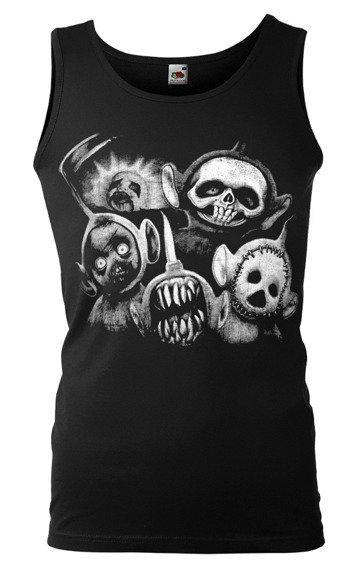 koszulka na ramiączkach TELETUBISIE - OBLICZA ZŁA