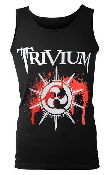 koszulka na ramiączkach TRIVIUM - SKULLS