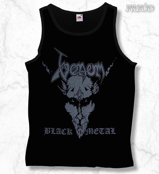 koszulka na ramiączkach VENOM - BLACK METAL