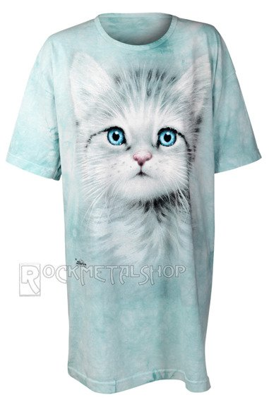 koszulka nocna THE MOUNTAIN - BLUE EYED KITTEN