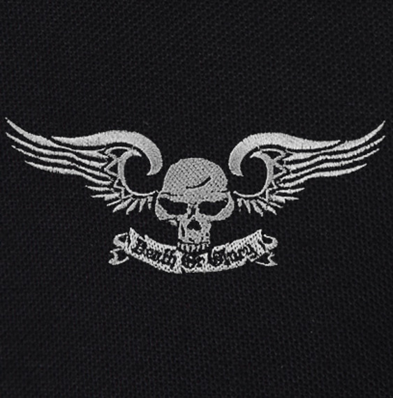 koszulka polo DEATH OR GLORY