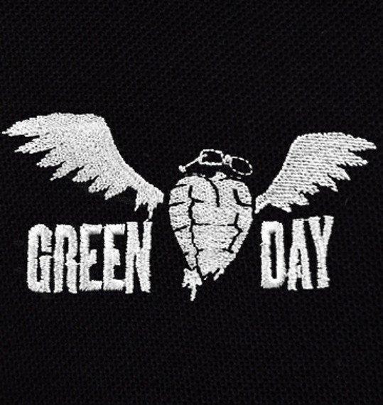 koszulka polo GREEN DAY - GRENADE FLY