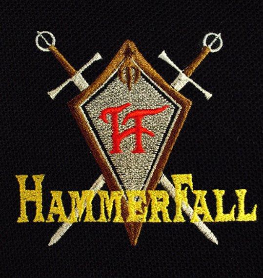 koszulka polo HAMMERFALL