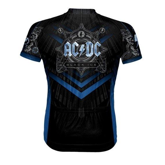 koszulka rowerowa AC/DC - BLACK ICE (PRIMAL WEAR )