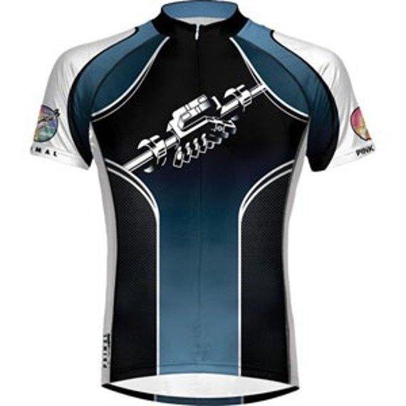 koszulka rowerowa PINK FLOYD - WISH YOU WERE HERE (PRIMAL WEAR )