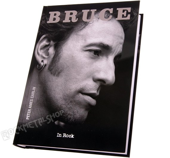 książka BRUCE SPRINGSTEEN- Peter Ames Carlin