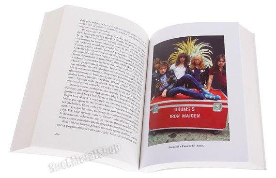książka IRON MAIDEN - HISTORIA ŻELAZNEJ DZIEWICY, autor: Paul Stenning