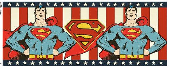 kubek DC COMICS - SUPERMAN VINTAGE