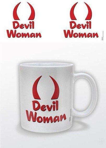 kubek DEVIL WOMAN