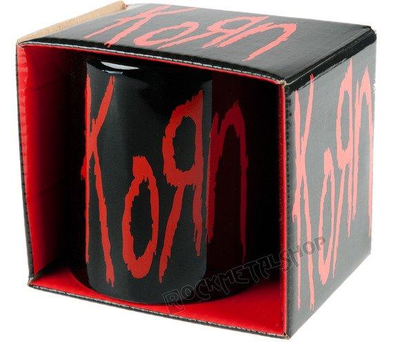 kubek KORN - LOGO