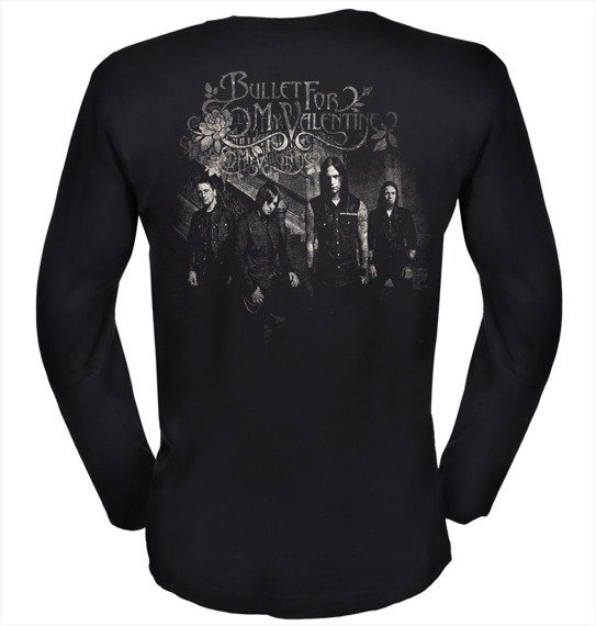 longsleeve BULLET FOR MY VALENTINE