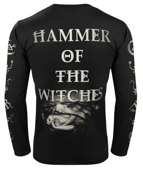 longsleeve CRADLE OF FILTH - HAMMER OF THE WITCHES