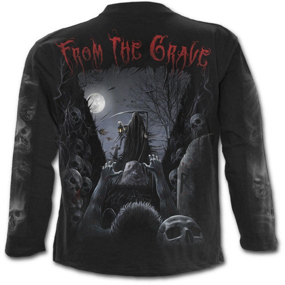 longsleeve FROM THE GRAVE