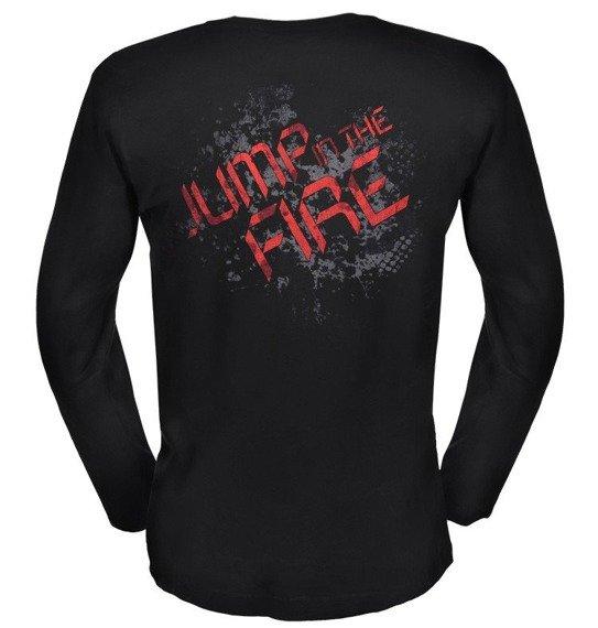 longsleeve METALLICA - JUMP IN THE FIRE