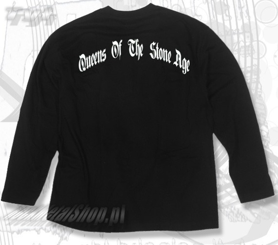 longsleeve QUEENS OF THE STONE AGE