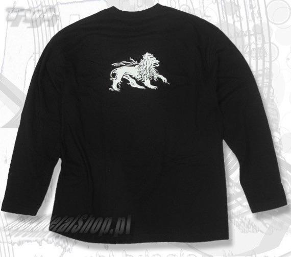 longsleeve RASTA LION