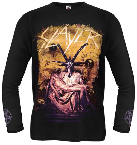 longsleeve SLAYER - GOAT