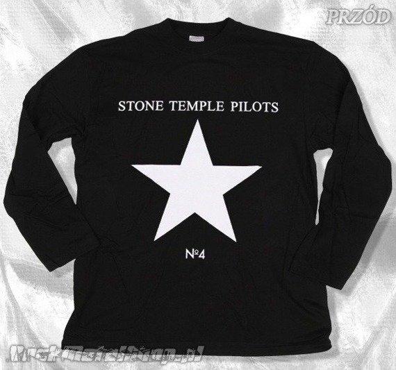 longsleeve STONE TEMPLE PILOTS - No. 4