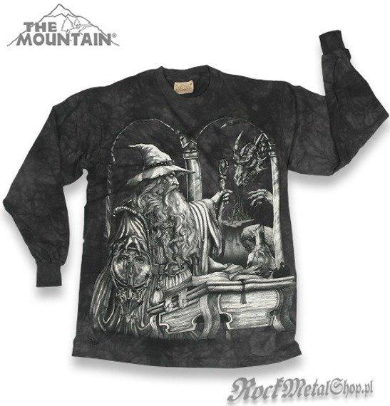 longsleeve THE MOUNTAIN - WIZARD