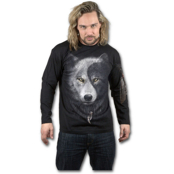 longsleeve WOLF CHI