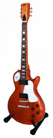 miniaturka gitary BOB MARLEY - LES PAUL SPECIAL