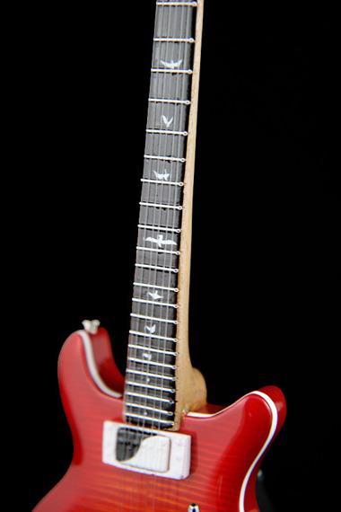 miniaturka gitary CARLOS SANTANA - PRSII RED