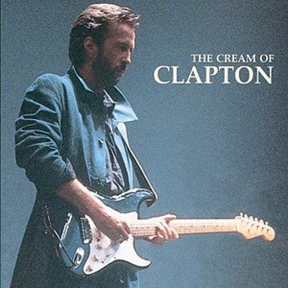 "miniaturka gitary ERIC CLAPTON - ""BLACKIE"" STRAT"