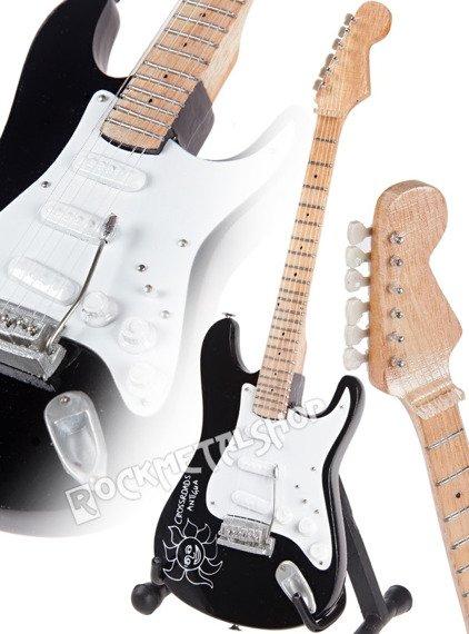 miniaturka gitary ERIC CLAPTON - CROSSROADS ANTIGUA STRAT