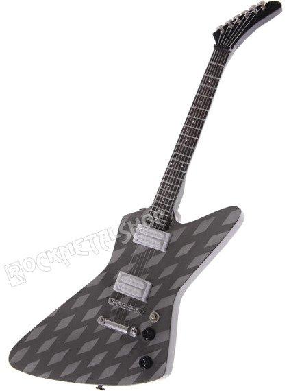 miniaturka gitary METALLICA - JAMES HETFIELD: ESP EXPLORER