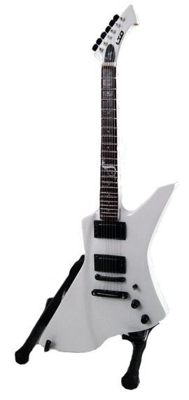 miniaturka gitary METALLICA - JAMES HETFIELD:  ESP SNAKEBITE