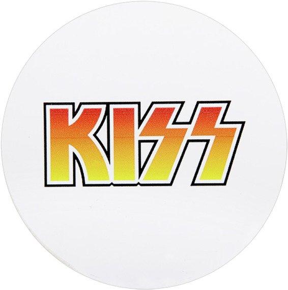 miniaturka perkusji KISS - LOGO