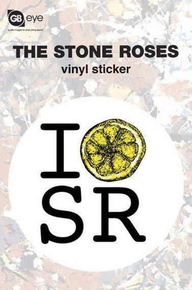 naklejka THE STONE ROSES - I LOVE