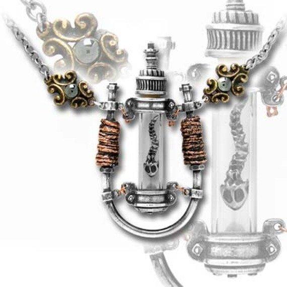 naszyjnik GMT ELECTRO MAGNETIC CHAMBER [P544] Alchemy Gothic