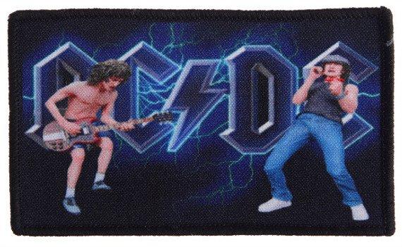 naszywka AC/DC