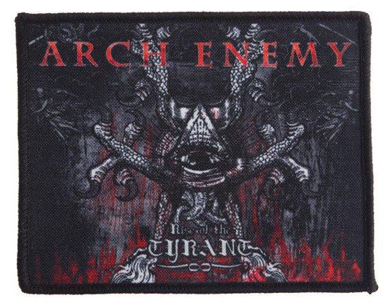 naszywka ARCH ENEMY - RISE OF THE TYRANT