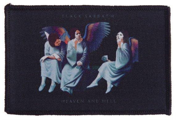 naszywka BLACK SABBATH - HEAVEN AND HELL
