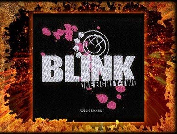 naszywka BLINK 186