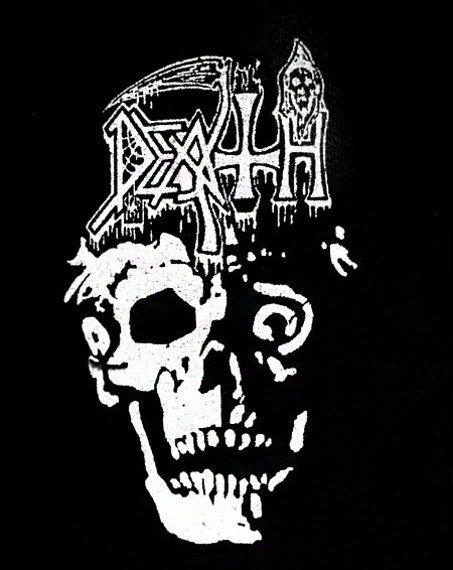naszywka DEATH - LOGO