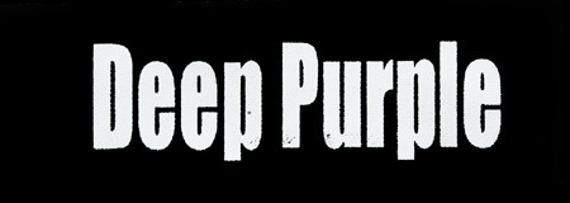 naszywka DEEP PURPLE