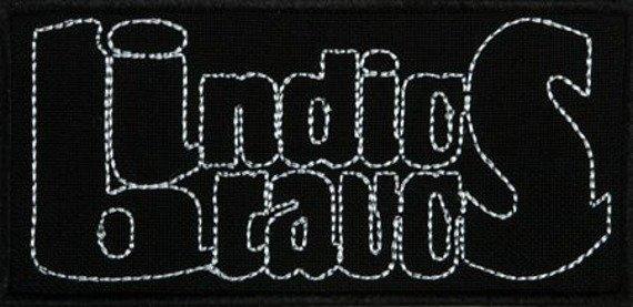naszywka INDIOS BRAVOS - LOGO mała