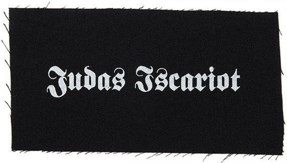 naszywka JUDAS ISCARIOT - LOGO