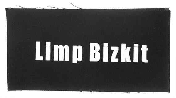 naszywka LIMP BIZKIT