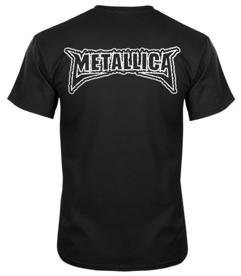 naszywka METALLICA - GARAGE INC.