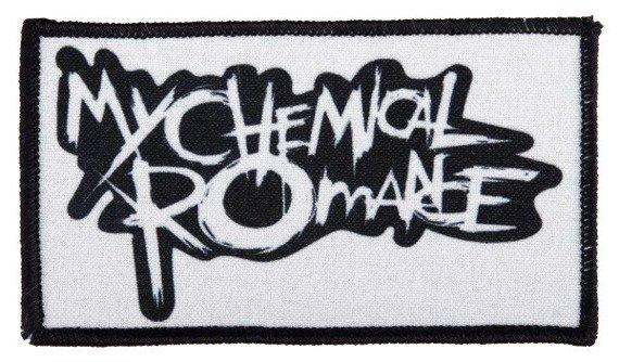 naszywka MY CHEMICAL ROMANCE - LOGO