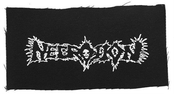 naszywka NECROTION - LOGO