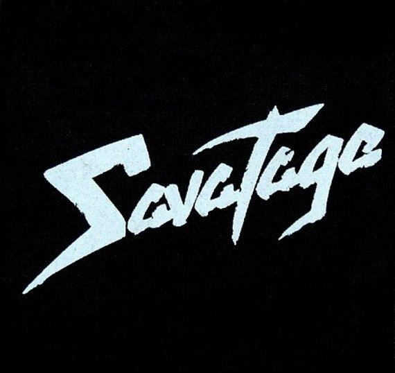 naszywka SAVATAGE - LOGO